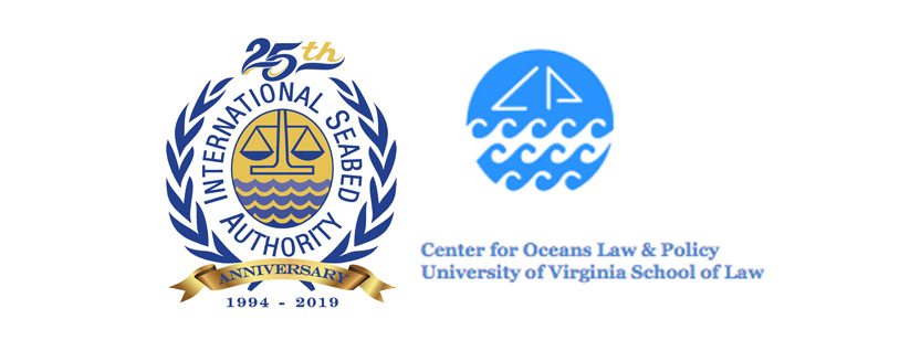 ISA and Center for Oceans Law Logo