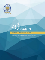 25th Session selected cover