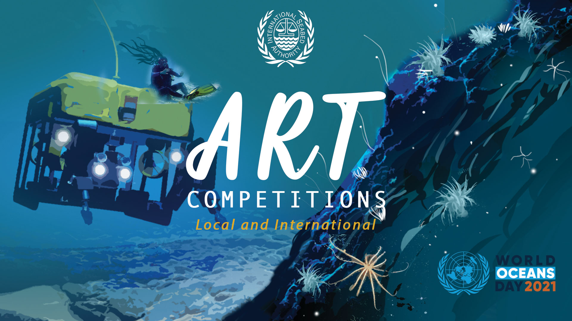 WOD Art competitions