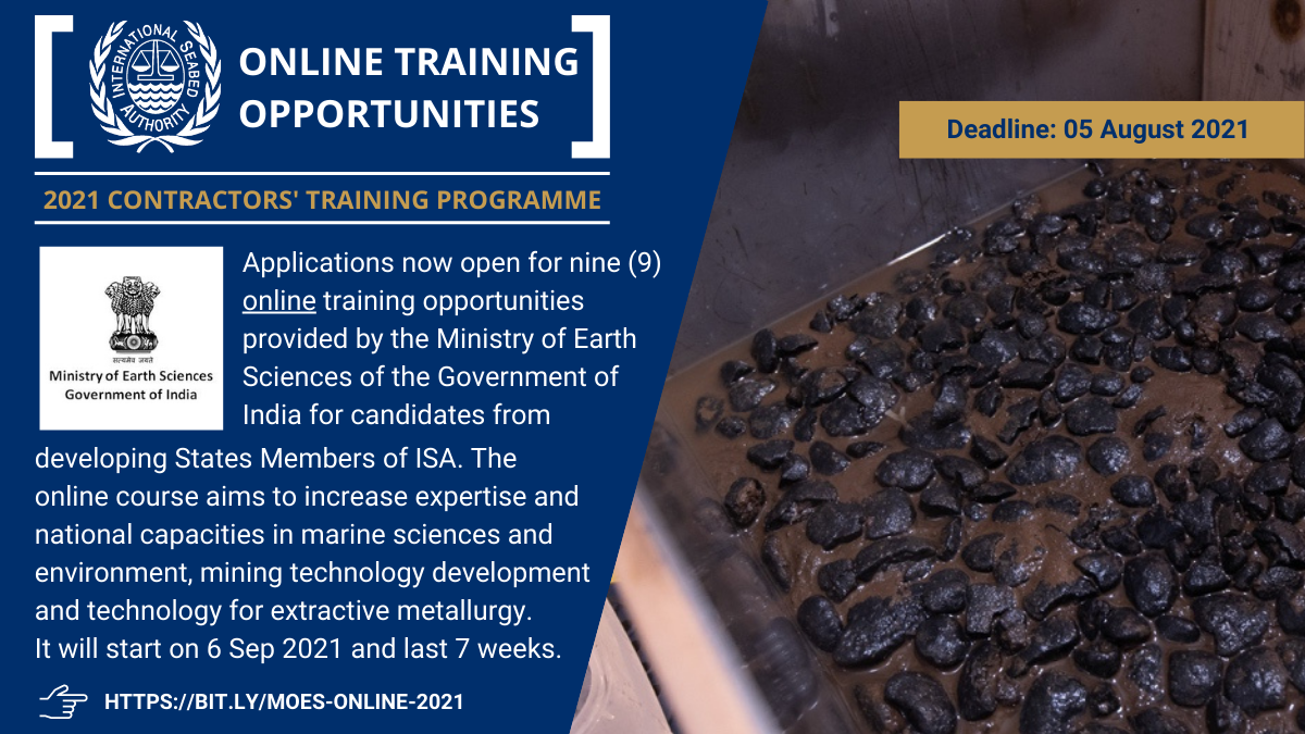 MOES india online training 2021