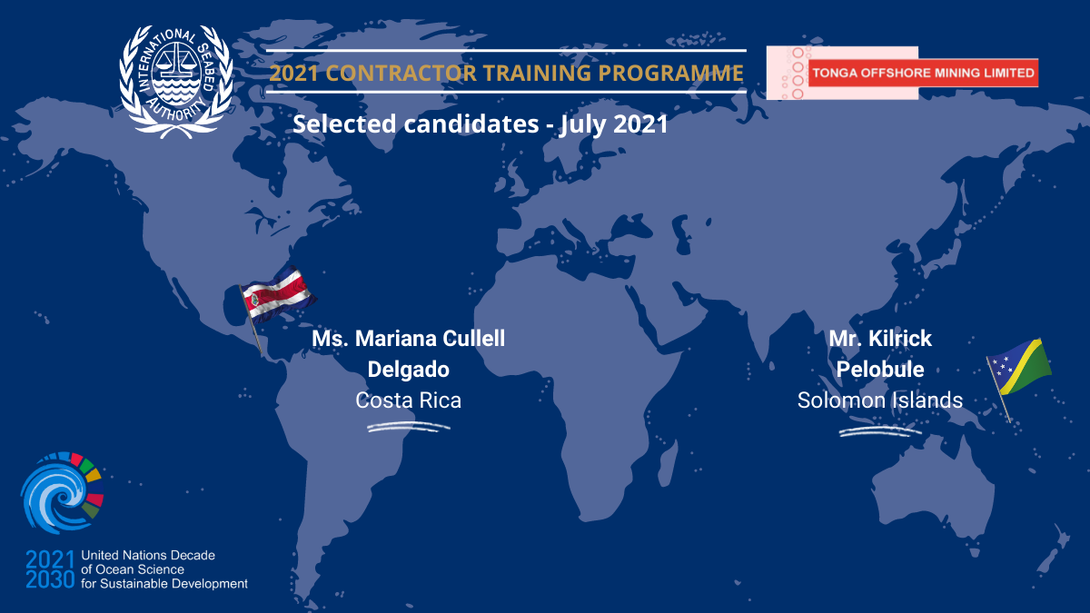 Selected candidates TOML Jul 2021