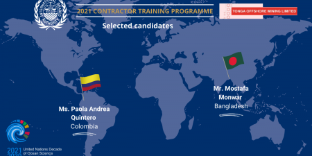Selected candidates TOML 2021
