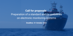 Call for proposals 1